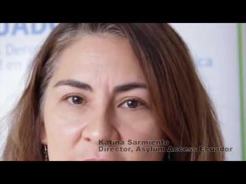 Historias de refugiados: Rosario