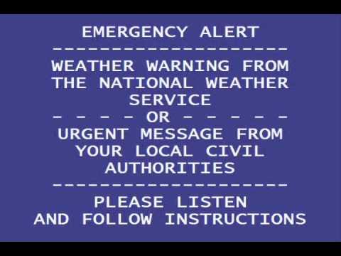 Tornado Emergency: Tupelo, MS
