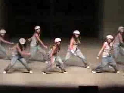 Hip Hop Dance - Arena Artis Chioggia summer 2007