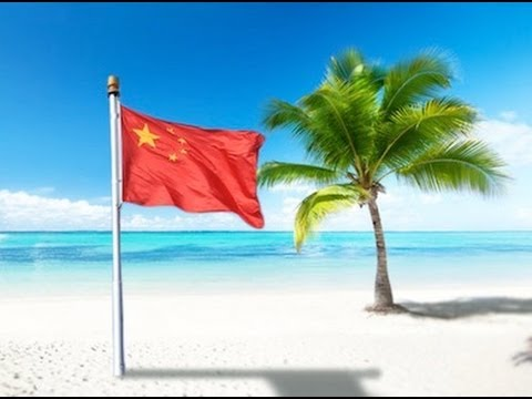 China In the Caribbean