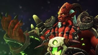 World of Warcraft - Patch 7.2: The Tomb of Sargeras Trailer