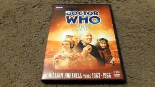 Doctor Who Birthday Tribute William Hartnell