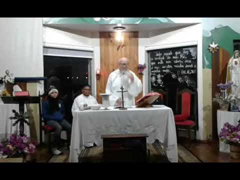 Santa Missa | 23.07.2020 | Quinta-feira | Padre José Sometti | ANSPAZ