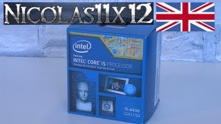 Intel Core I5-4430 Haswell CPU Review
