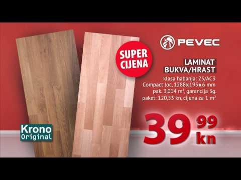 Pevec TV spot 5, ponuda vrijedi od 12.02.2015. do 04.03.2015.