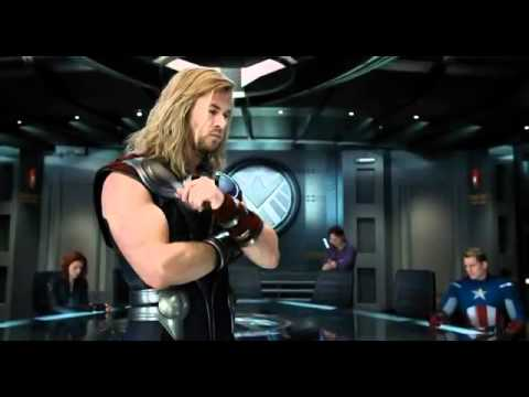 The Avengers (2012) MOVIE Trailer Full HD (IRON MAN/HULK/THOR/CAPTAIN AMERICA) MARVEL HEROES