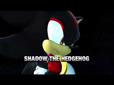 Sonic Generations Cutscenes Shadow Boss Fight