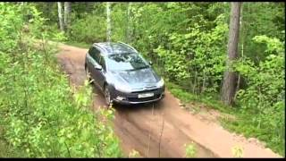 Наши тесты - Citroen C5 break - 900 км от Москвы