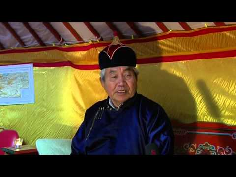 Die Jurte - Mongolische Tradition in Berlin - Teil 1