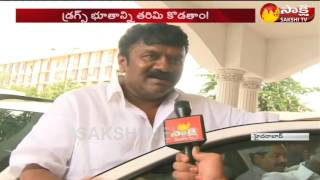 Drugs Case: I will hold a meeting with Tollywood Bigwigs a..