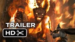 Rise Of The Fellowship Official Trailer #1 (2013) LOTR