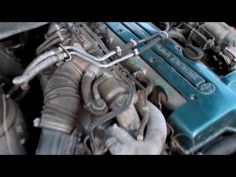 Opel с двигателем 2JZ-GTE