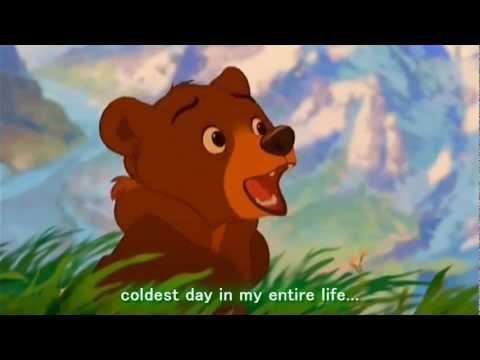 Irmão Urso - Vou Seguindo o Meu Caminho (Legenda Inglês)