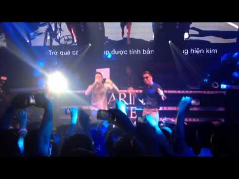 [LIVE] Anh Khong Doi Qua - OnlyC ft. Karik