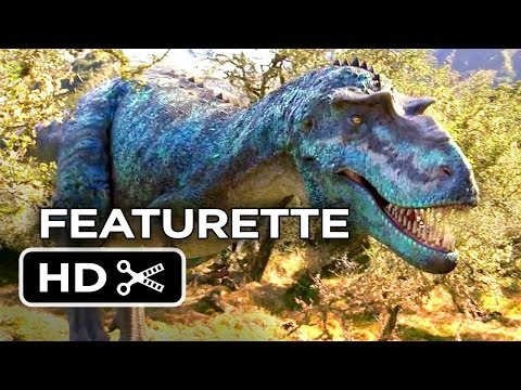 walking with dinosaurs 3d official trailer 3 2013 cgi