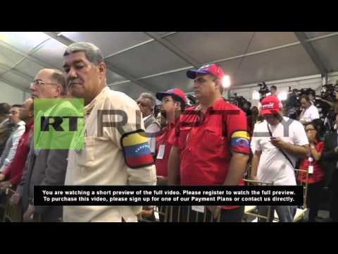 Venezuela: Electoral Council proclaims Maduro new president