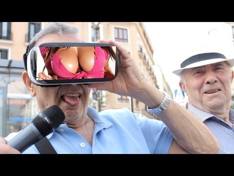¿Qué haría tu abuelo si viera porno? - BROMA