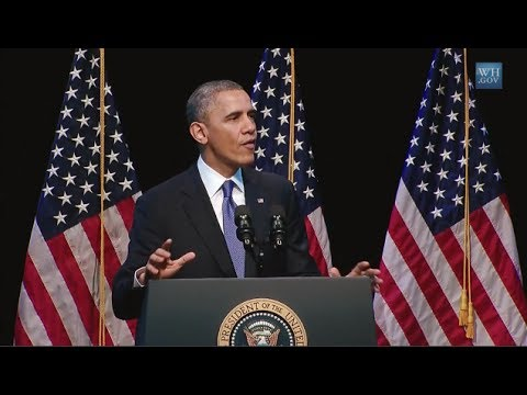 Obama Proposes Higher Minimum Wage- Full Video Of Speech