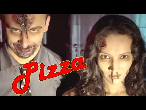 Pizza 3D Movie Review | Akshay Oberoi, Parvathy Omanakuttan, Dipannita Sharma