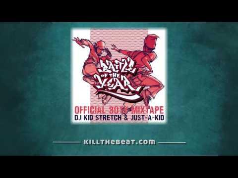 DJ Kid Stretch - Battle of the Year Germany 2015 | Bboy Mixtape | Free Download