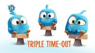 Angry Birds Blues - Trojitý timeout