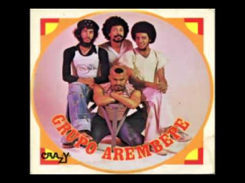Grupo Arembepe - Rosa Mulher - brasilian funk