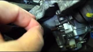 Chrysler Gen III Minivan Ignition Switch Replacement