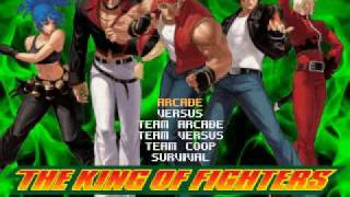 King Of Fighters M.U.G.E.N (with Download)
