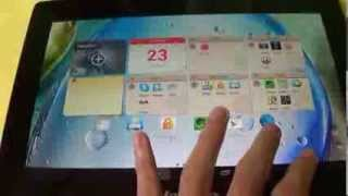 Lenovo S6000 Tablet Unboxing Lenovo Tablet PC Ideatab