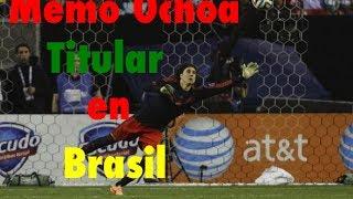 CRITICA: Memo Ochoa México Vs. Nigeria Brasil 2014 Moises
