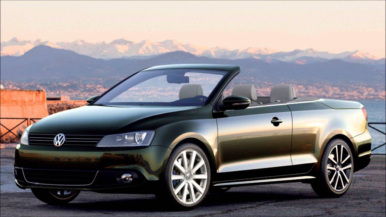 Photoshop Volkswagen Jetta Convertible - YouTube