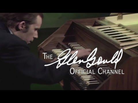Glenn Gould - Bach, Prelude & Fugue XIV in F-sharp minor: Fuga (OFFICIAL)