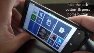 How To Take A Screenshot In Windows Phone