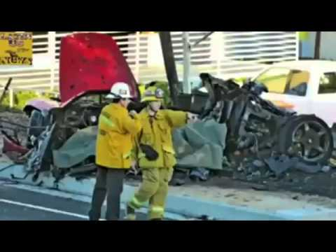 Paul Walker Dead - Watch Paul Walker's Body