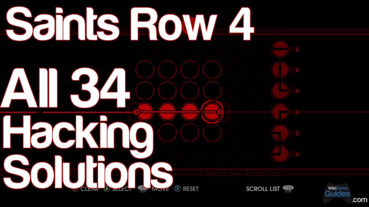 saints rows 4