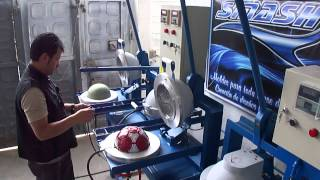 Maquinas Y Moldes Para Fabricar Balones