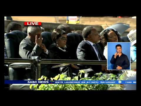 President Zuma addresses the nation