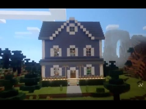 Bear in the Big Blue House: Theme Song (Minecraft Version)