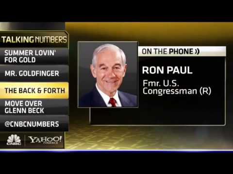 Global Recession|Ron Paul   Why Gold Will Explode Higher