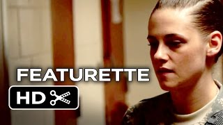 Camp X-Ray Featurette Making Camp X-ray (2014) Kristen
