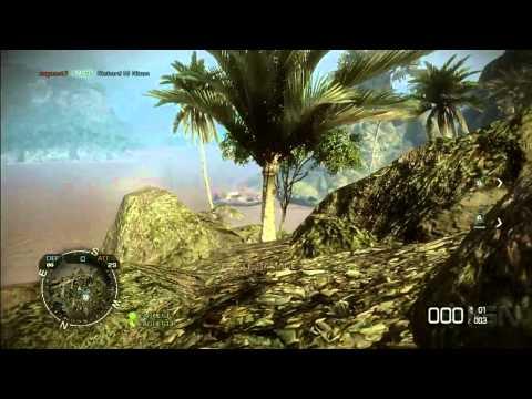 Battlefield Bad Company 2 - Vietnam. Несколько геймплейных роликов