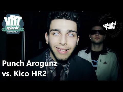 VBT Splash!-Edition 2013 Punch Arogunz vs. Kico Achtelfinale HR2