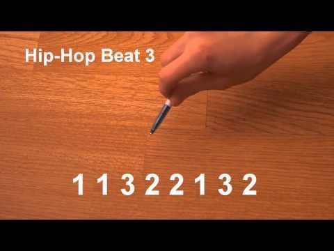 Pen Tapping - Hip-Hop Beat 3 - #4
