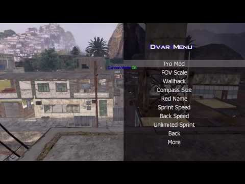 MW2 Recovery Lobby Proof TU8 (XP & Challenges & Colored Classes)