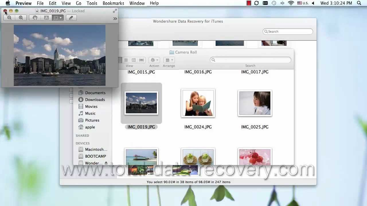 how to get back deleted photos on iphone 5