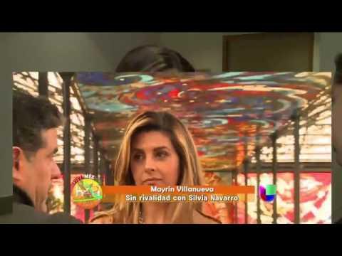 Mayrín Villanueva aclaró si odia a Silvia Navarro o no