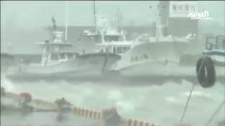 بالفيديو.. إعصار قوي يتحرك صوب جزر أوكيناوا اليابانية | قنوات أخرى