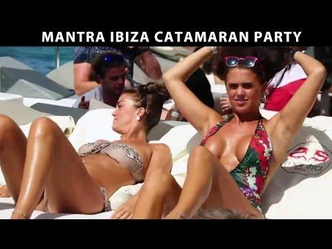 Catamaran Party Ibiza 2013