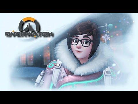 Winter Wonderland - Overwatch Gameplay [only in Finnish]
