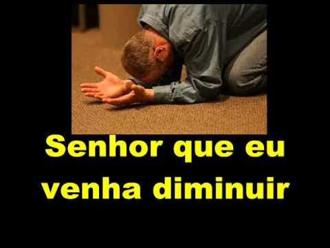 Cresça - Leandro Borges (Playback e Legendado)